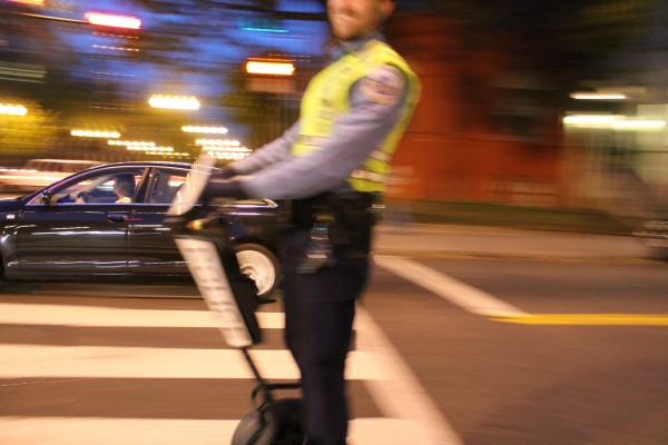 Segway police, photo via Elvert Barnes Photography