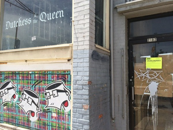 Dutchess and the Queen vacant property