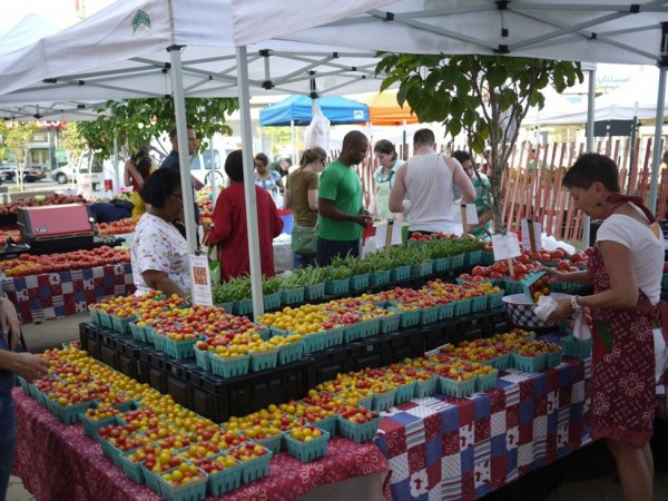 Photo courtesy of Columbia Heights Farmers Market