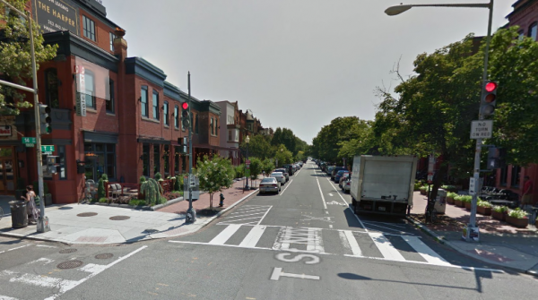 1400 Block of T Street NW, Photo via Google Street View