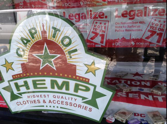 Capitol Hemp, photo via Twitter.com/CapitolHemp
