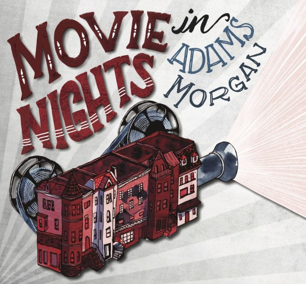 Adams Morgan Movie Nights poster