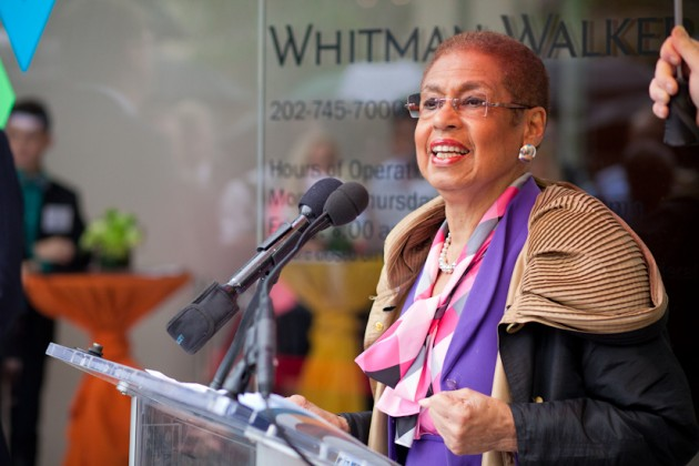 Congresswoman Eleanor Holmes Norton (D-D.C.)