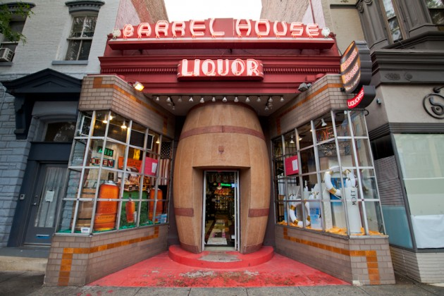 Barrel House Liquor in Logan Circle