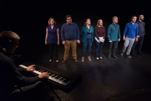 iMusical cast, Photo by Darian Glover