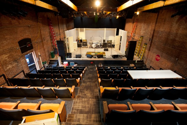 Photos First Look At Newly Remodeled Keegan Theatre