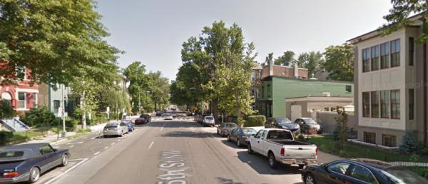 1800 block of T Street NW, Photo via Street View