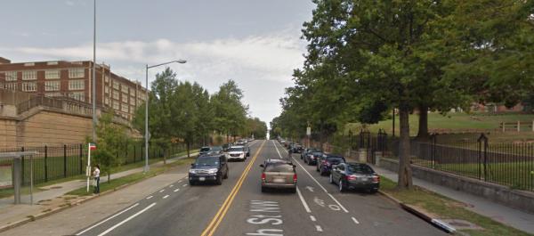 2300 11th Street NW, photo via Street View