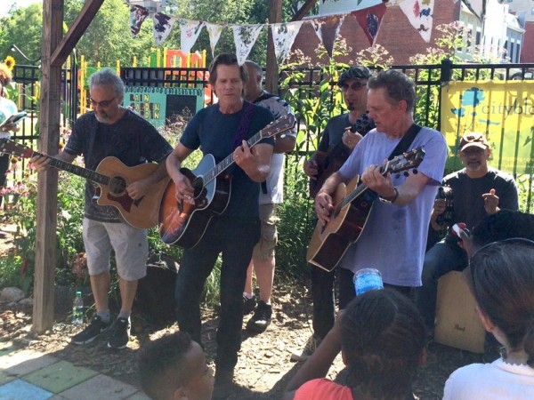 Bacon Brothers, photo courtesy of City Blossoms