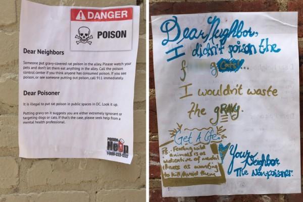 Poisoned Gravy