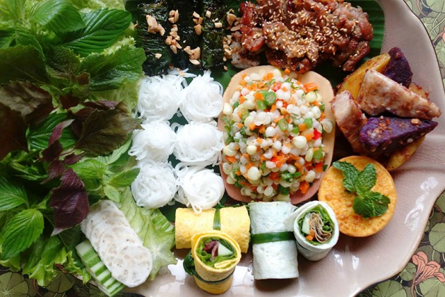 """Hoa Tuc platter,"" photos courtesy of Hoa Tuc"