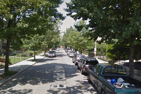 Euclid between 14th and University, photo via Google Street View