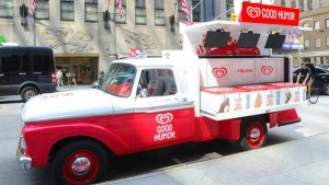 Good Humor truck in Philly