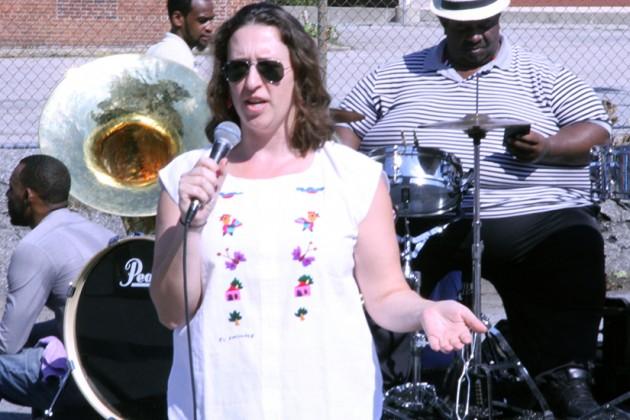 Ward 1 Councilmember Brianne Nadeau also praised the planned development