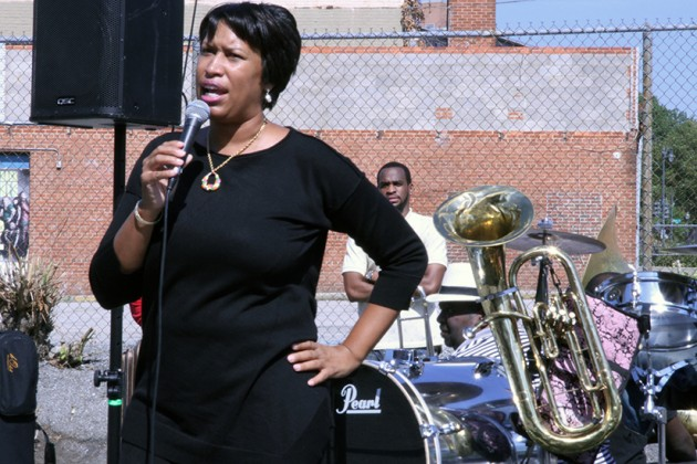 Mayor Bowser advocated for the forthcoming development