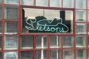 Stetson's neon