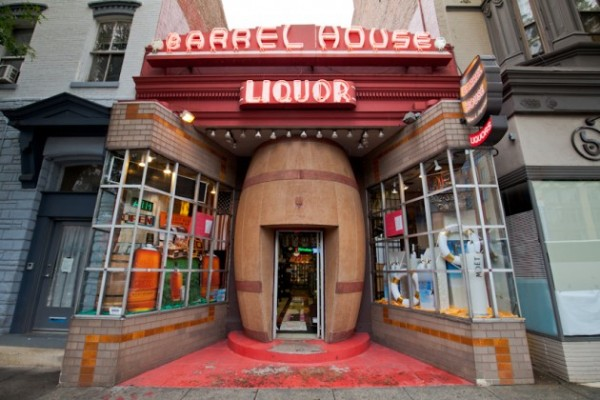 Barrel House Liquors, Sept. 25 2015