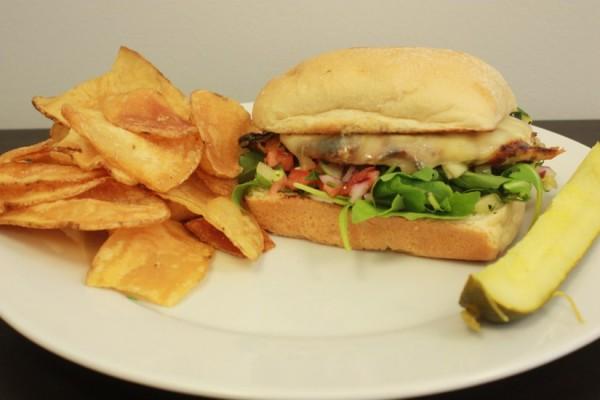 Pope Sandwich