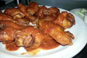 Duffy's Wings, photo courtesy of Duffy's