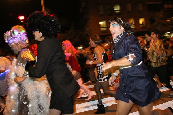 High heel race 2012
