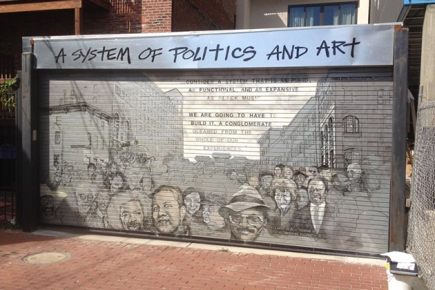 "Bill Warrell's ""A System of Politics and Art"""