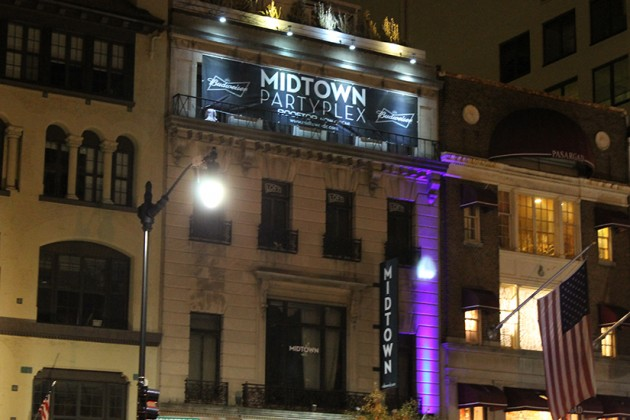 Midtown Partyplex at 1219 Connecticut Ave NW