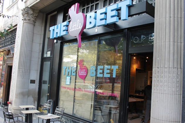 The Little Beet is set to open at at 1212 18th Street NW next month