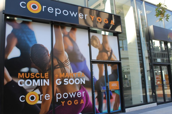 CorePower Yoga on Connecticut