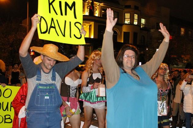 """""""Free Kim Davis!"""""""