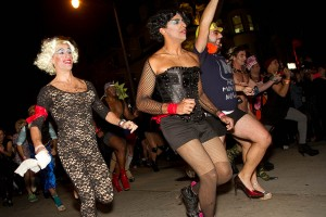 High Heel Race 2015, photo by Luis Gomez