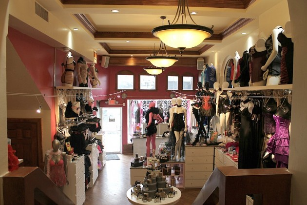"A look inside the ""sex-positive"" adult boutique"