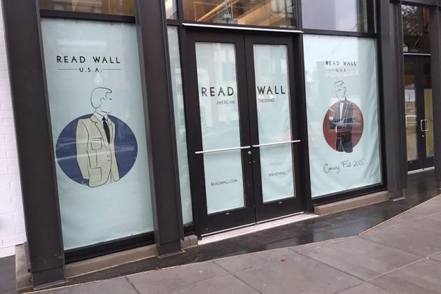Read Wall