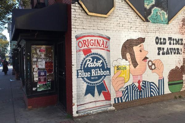 Sollys Mural on U Street