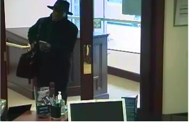 Man Linked to Bank Robbery, photo via MPD