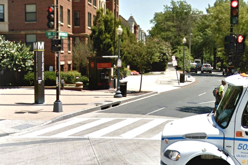 Men Attacked With Chipotle Cup of Bleach in Columbia Heights ...