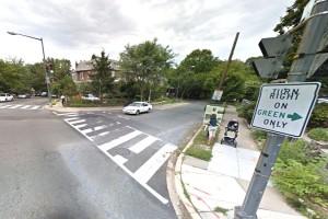 2000 block of Klingle Road NW (Photo via Google Maps)