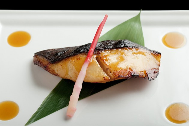 Black Cod Miso at Nobu