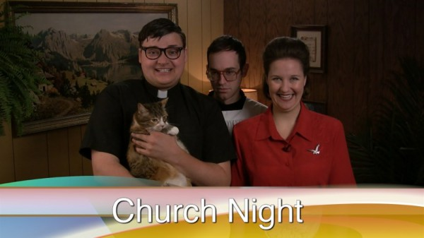 Church Night TV Promo