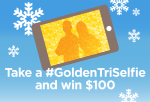 Golden Triangle selfie contest