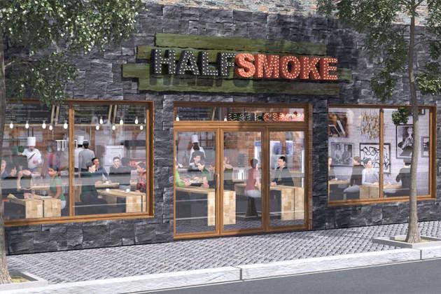 Half Smoke (Rendering via Halfsmokeinvestors.com)