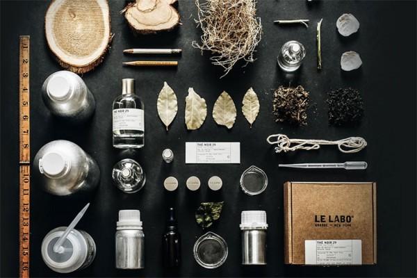 Le Labo products (Photo via Le Labo)