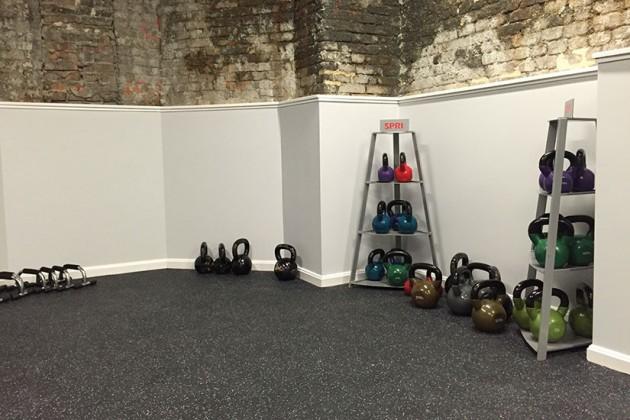 Reformation Fitness kettlebells