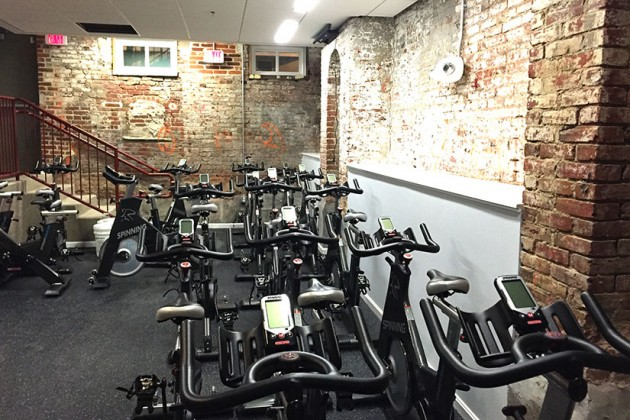 Reformation Fitness stationary bikes