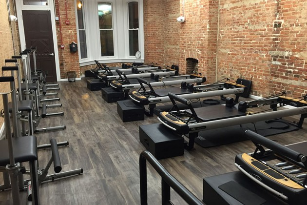 Reformation Fitness Pilates equipment