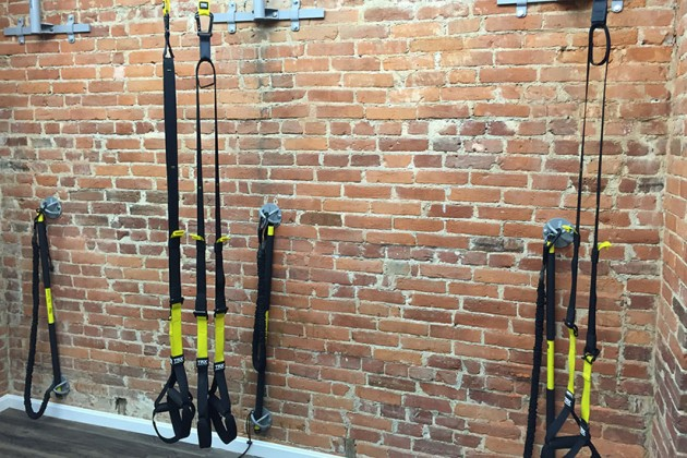 Reformation Fitness suspension training equipment