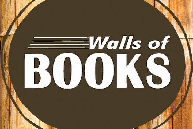 Walls of Books (Photo courtesy of Pablo Sierra)