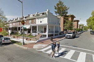 200 block of W Street NW (Photo via Google Maps)