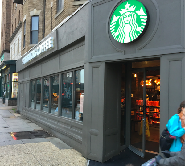 Adams Morgan Starbucks