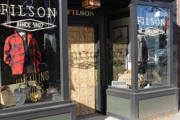 Filson on 14th Street NW
