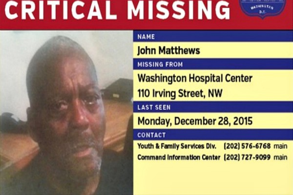 John Matthews Missing 12-28 (via MPD)
